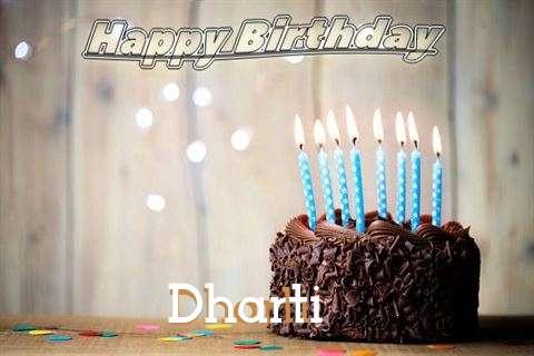 Happy Birthday Dharti
