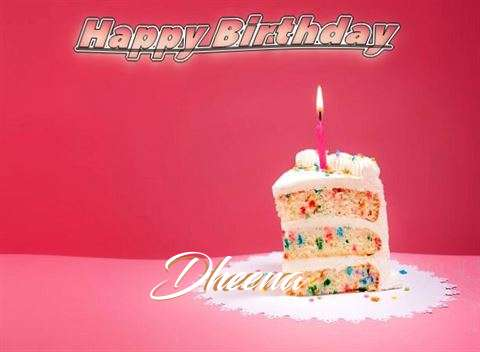 Wish Dheena