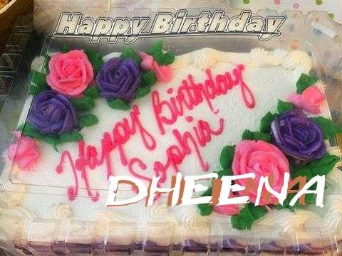 Dheena Cakes