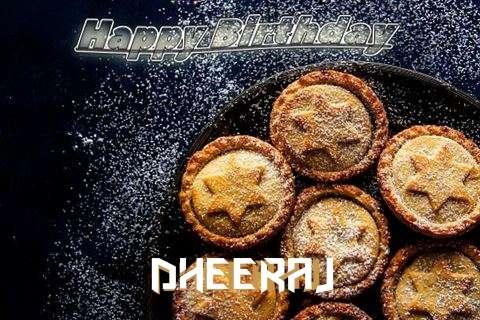 Happy Birthday Wishes for Dheeraj
