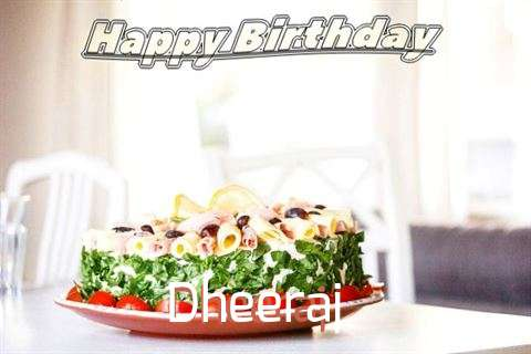 Happy Birthday to You Dheeraj