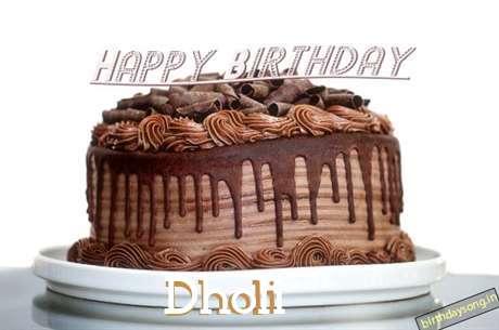 Wish Dholi