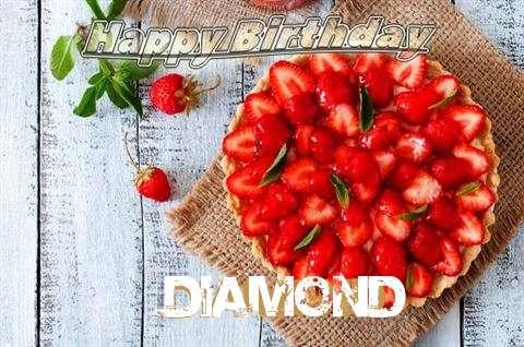 Happy Birthday to You Diamond