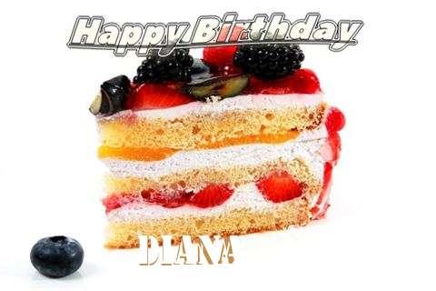 Wish Diana