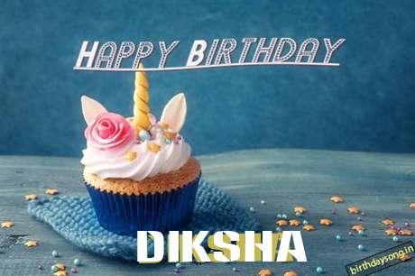 Happy Birthday Diksha