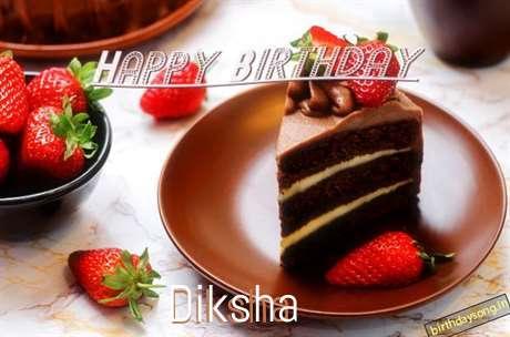 Birthday Images for Diksha