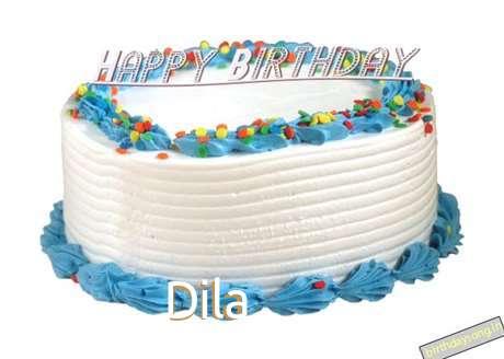 Happy Birthday Dila