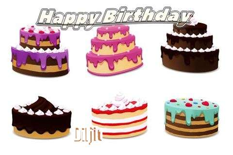 Diljit Cakes