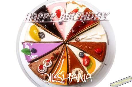 Dilshana Cakes
