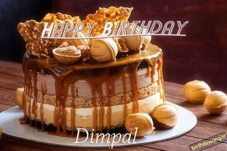 Happy Birthday Dimpal