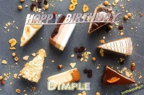 Happy Birthday Dimple