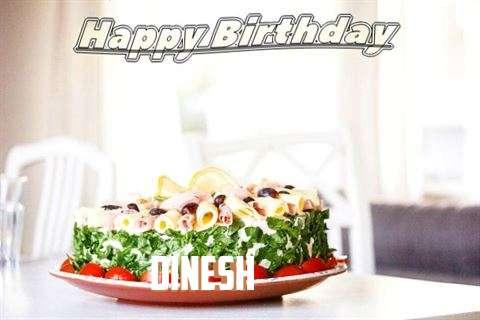Happy Birthday to You Dinesh