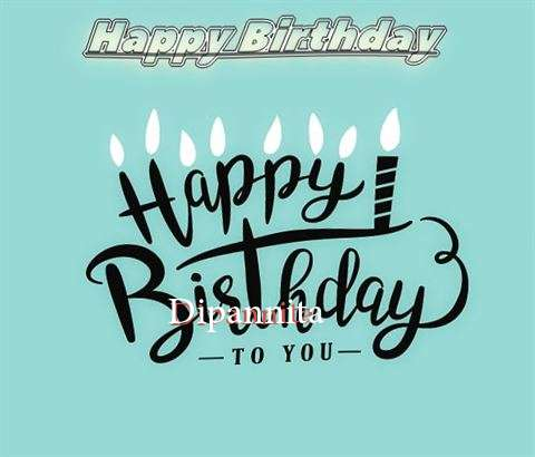 Happy Birthday Dipannita