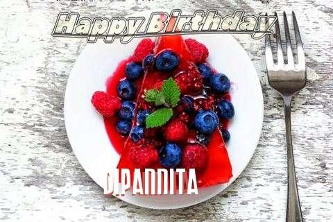 Happy Birthday Cake for Dipannita
