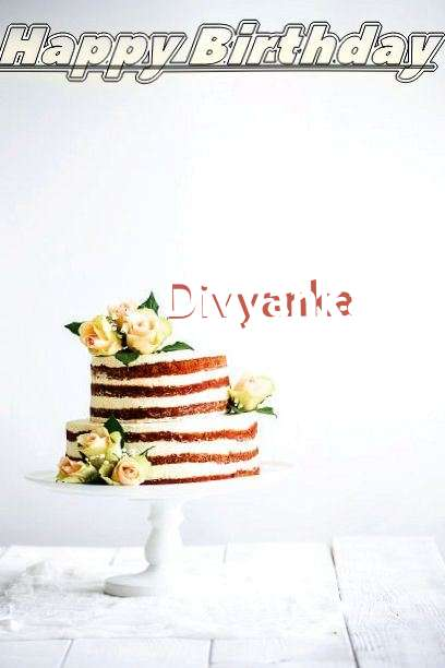 Birthday Wishes with Images of Divyanka
