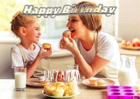 Birthday Images for Divyanka