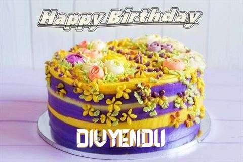 Birthday Images for Divyendu