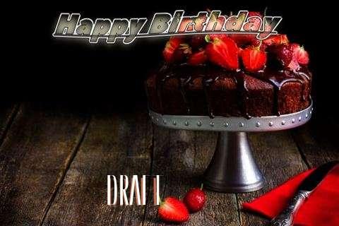 Draft Birthday Celebration