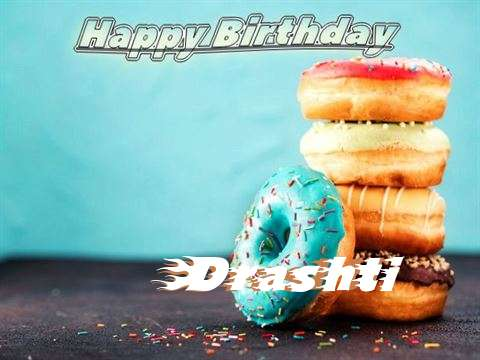 Birthday Wishes with Images of Drashti