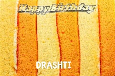Birthday Images for Drashti