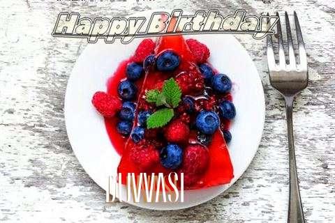 Happy Birthday Cake for Duvvasi