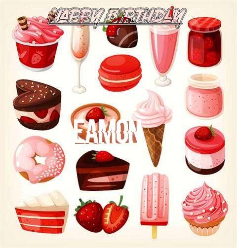 Happy Birthday Cake for Eamon
