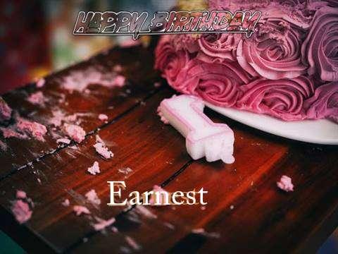 Earnest Birthday Celebration