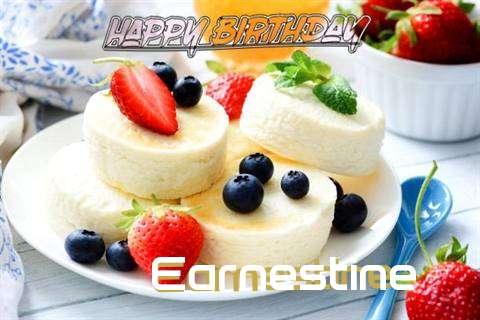 Happy Birthday Wishes for Earnestine
