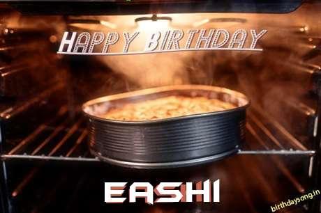Happy Birthday Eashi