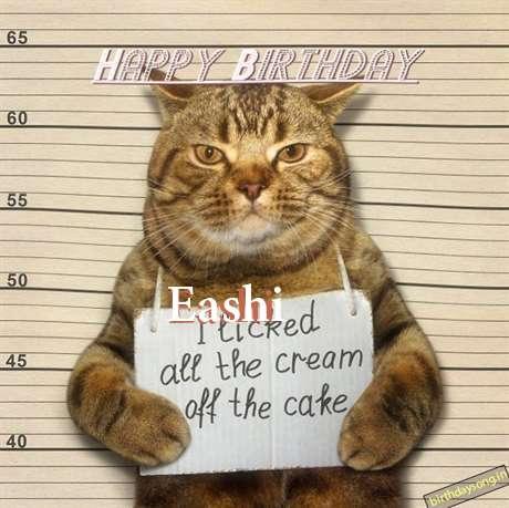 Happy Birthday Cake for Eashi