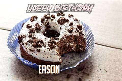 Happy Birthday Eason