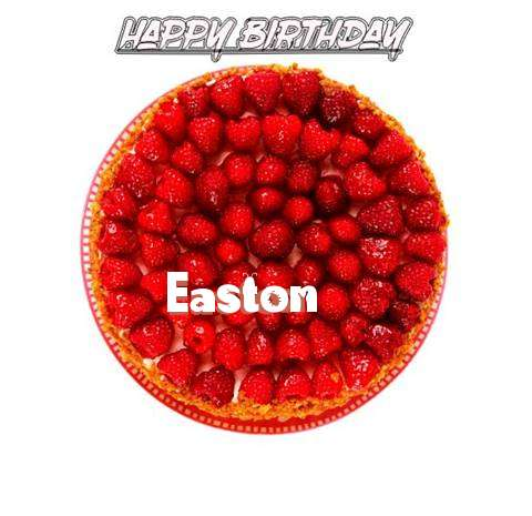Happy Birthday to You Easton