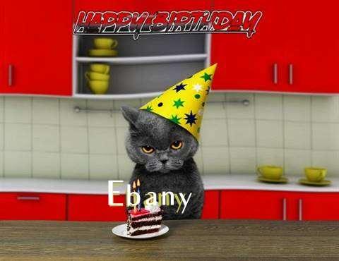 Happy Birthday Ebany