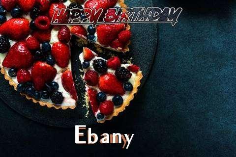 Ebany Birthday Celebration