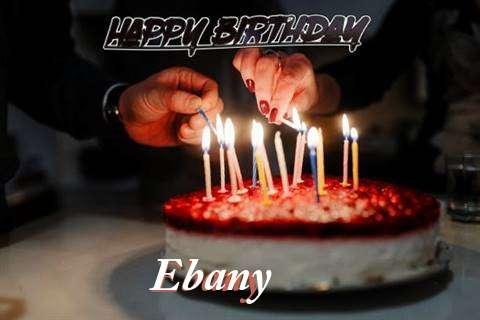 Ebany Cakes