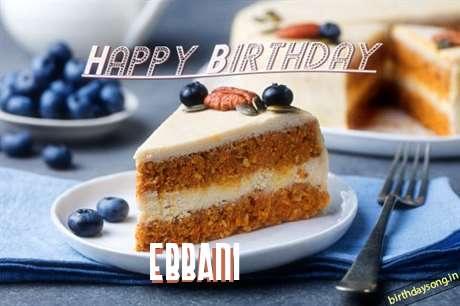 Birthday Images for Ebbani