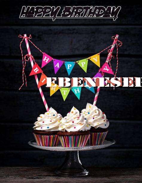 Happy Birthday Ebeneser