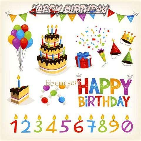 Birthday Images for Ebeneser