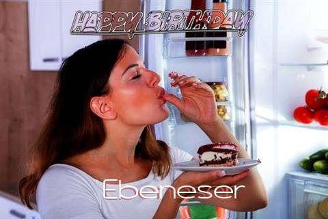 Happy Birthday to You Ebeneser
