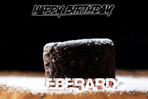 Birthday Wishes with Images of Eberardo