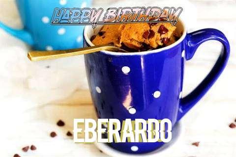Happy Birthday Wishes for Eberardo