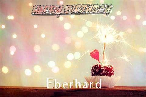 Eberhard Birthday Celebration