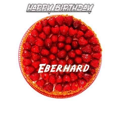 Happy Birthday to You Eberhard