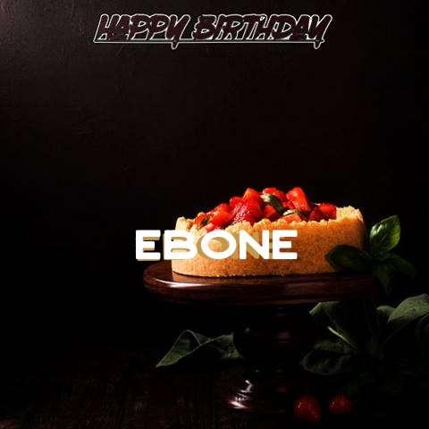 Ebone Birthday Celebration