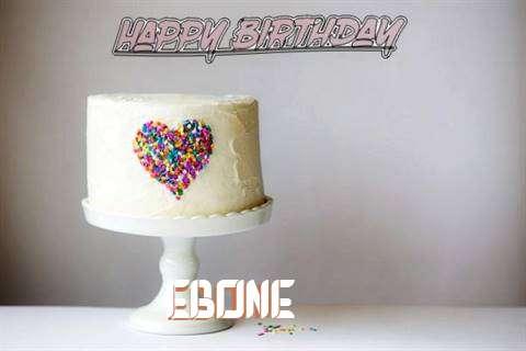 Ebone Cakes