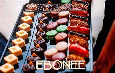 Happy Birthday Ebonee