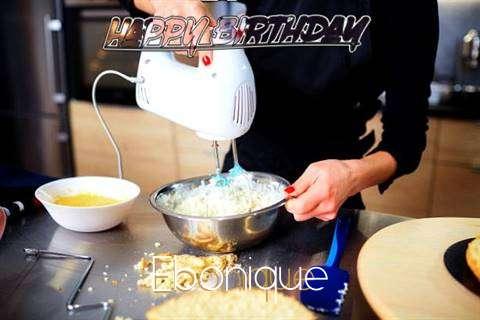 Happy Birthday Ebonique