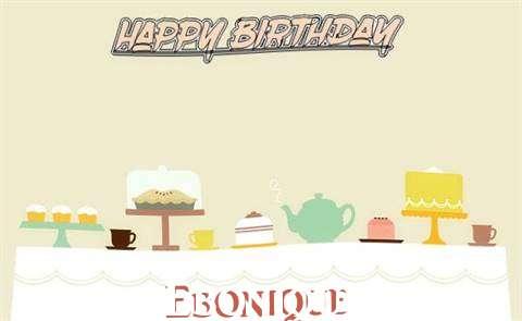Ebonique Cakes