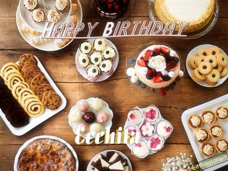 Happy Birthday Ecchita