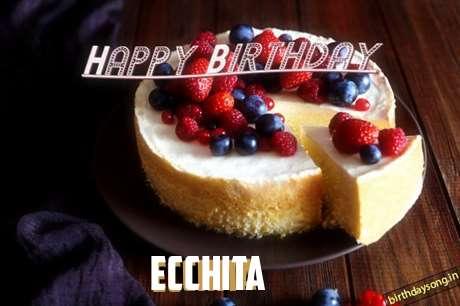 Happy Birthday Wishes for Ecchita